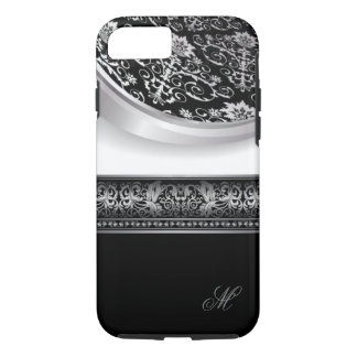 Customizable Monogram iPhone 7 Tough Case