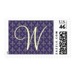 Customizable Monogram Stamps