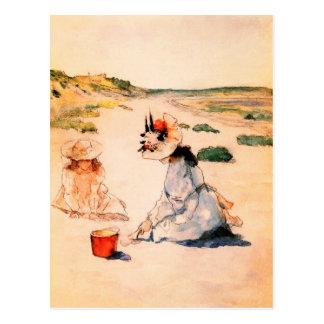 Customizable Mother s Day Fine Art Postcards