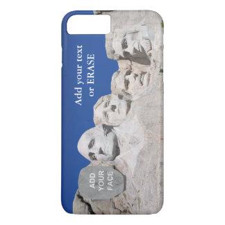 Customizable Mount Rushmore National Memorial… iPhone 8 Plus/7 Plus Case