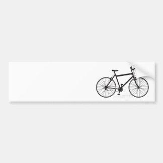 Customizable Moutain Bike (MTB) Bumper Sticker