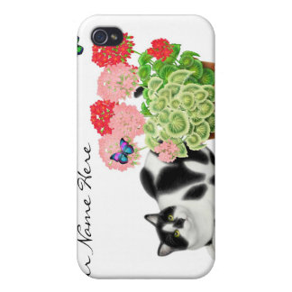 Customizable Moxie the Cat Speck Case