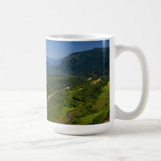 Customizable mug: Columbia River Gorge