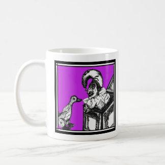 Customizable Mug - Jack and the Duck