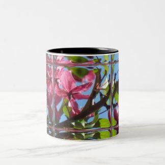 Customizable Mug w Original Spring Photo