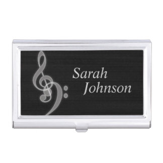 Customizable Music Card Holder