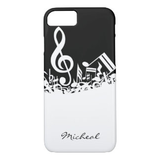 Customizable Musical Note iPhone 8/7 Case
