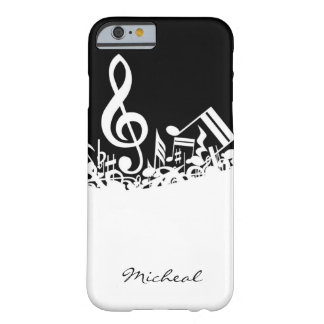 Customizable Musical Note iPhone Case