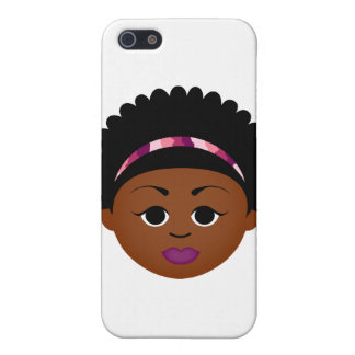 Customizable Natural Hair Gifts! iPhone SE/5/5s Cover