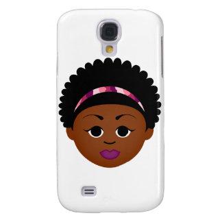 Customizable Natural Hair Gifts! Samsung Galaxy S4 Case