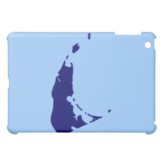 Customizable Navy Nantucket Cover For The iPad Mini
