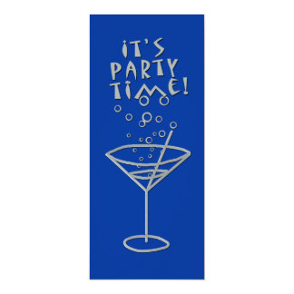 Customizable New Year's Eve Party Invitations