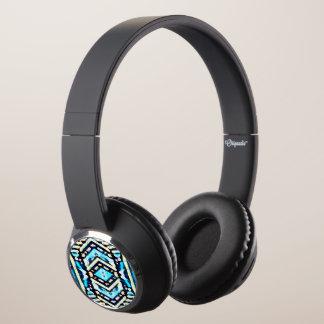 Customizable Nu One Blu Headphones Type 2