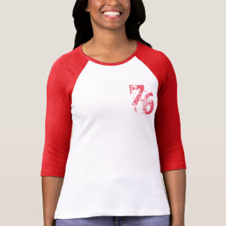 customizable number-76 t-shirt design