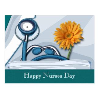 Customizable Nurses Day Postcards