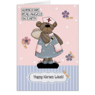 Customizable Nurses Week Greeting Card