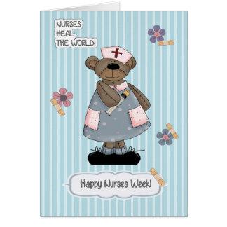 Customizable Nurses Week Greeting Cards