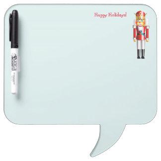 Customizable Nutcracker Dry Erase Board