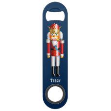 Customizable Nutcracker King Speed Bottle Opener