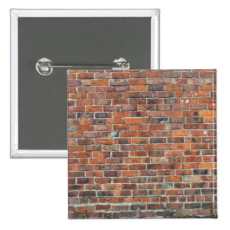 Customizable Old Brick Wall Button