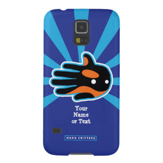 Customizable Orca Killer Whale Case For Galaxy S5