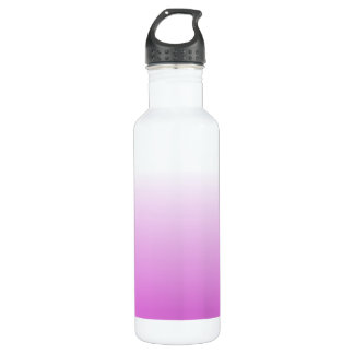 Customizable Orchid Ombre Water Bottle