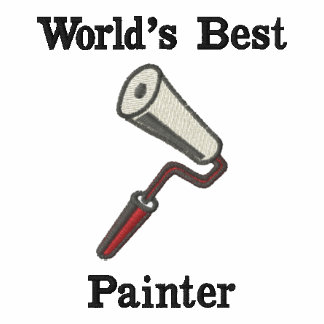 Customizable Paint Roller Tees