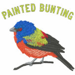 Customizable Painted Bunting Jacket