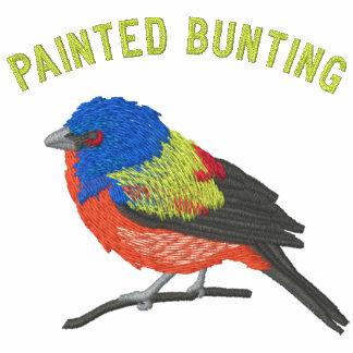 Customizable Painted Bunting Jacket