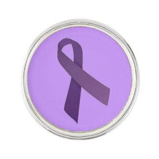 Customizable Pancreatic Cancer Lapel Pin