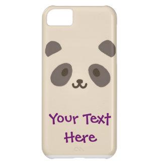 Customizable Panda Bear iPhone 5 Case