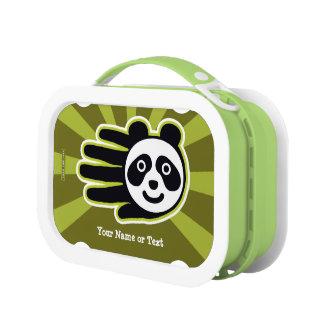 Customizable Panda Hand Yubo Lunchbox
