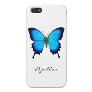 Customizable Papilio Ulysses Butterfly Speck Case