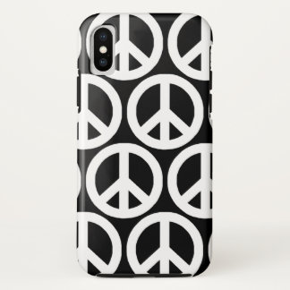Customizable Peace iPhone X Case