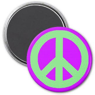 Customizable Peace Sign Magnet