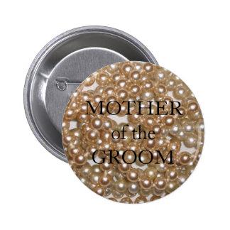 Customizable Pearls Button