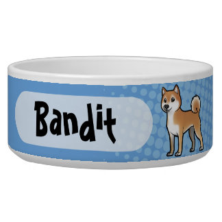 Customizable Pet Bowl