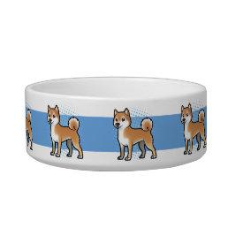 Customizable Pet Bowl