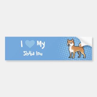 Customizable Pet Bumper Sticker