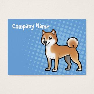 Customizable Pet Business Card