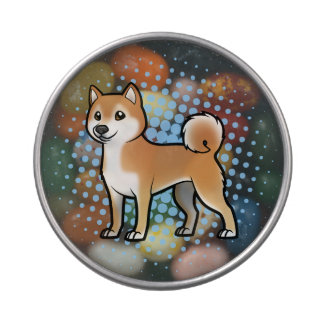 Customizable Pet Candy Tin