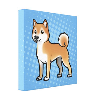Customizable Pet Gallery Wrapped Canvas