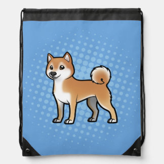 Customizable Pet Cinch Bag