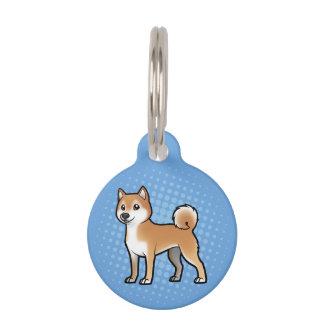 Customizable Pet Pet ID Tags