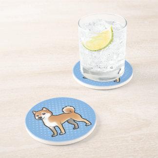 Customizable Pet Drink Coaster