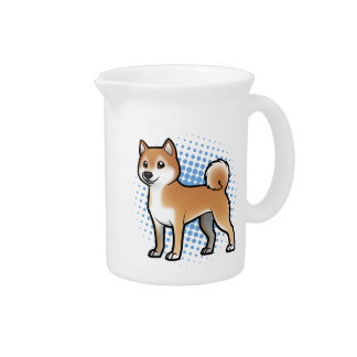 Customizable Pet Drink Pitcher