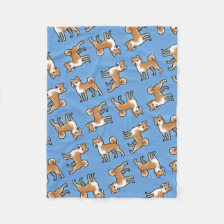Customizable Pet Fleece Blanket
