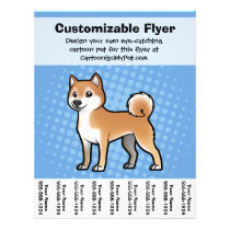 Customizable Pet Flyer