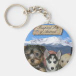 Customizable Pet Keychain