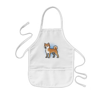 Customizable Pet Kids' Apron